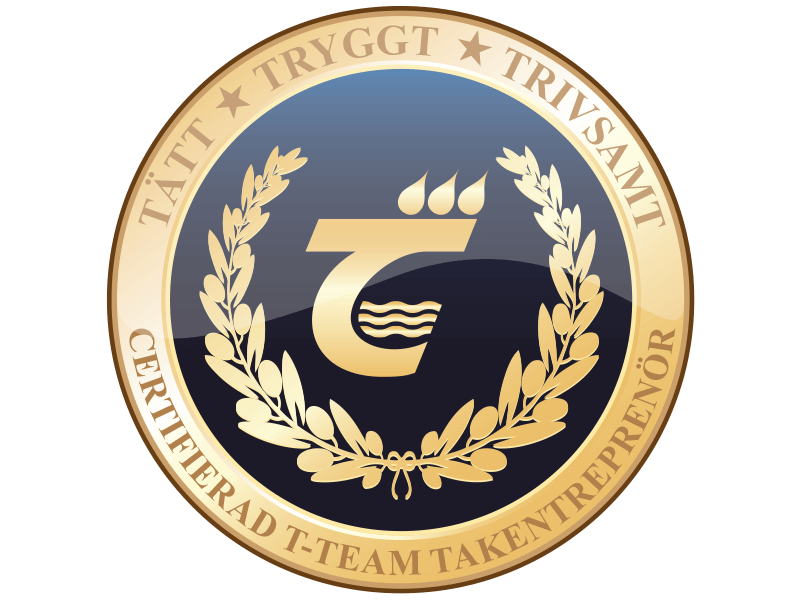 Takcentrum Certifieringar