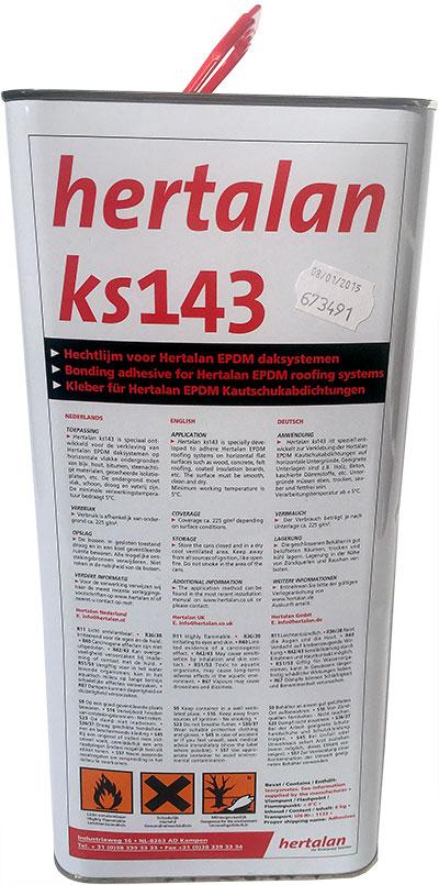 Hertalan KS 143