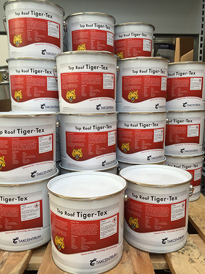 Top Roof Tiger-Tex