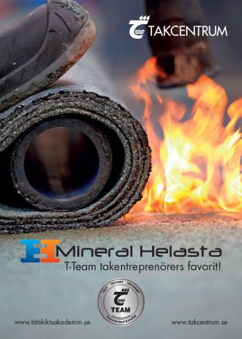 Mineral Helasta Tätskikt