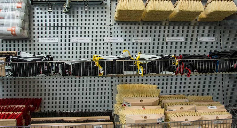 Gummiskrapa tjärborste arbetshandskar