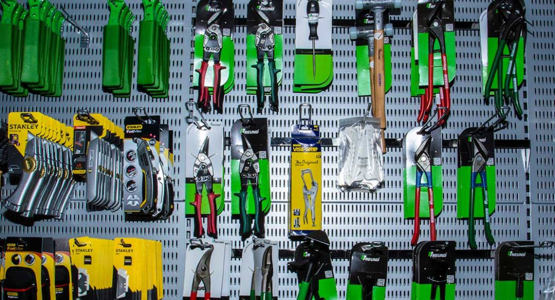 Plåtverktyg